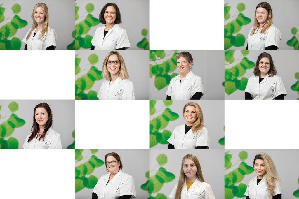 Lindenapotheke - Zofingen - Unsere Mitarbeiterinnen sind für Sie da