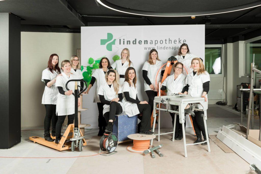 Lindenapotheke - Zofingen - Team