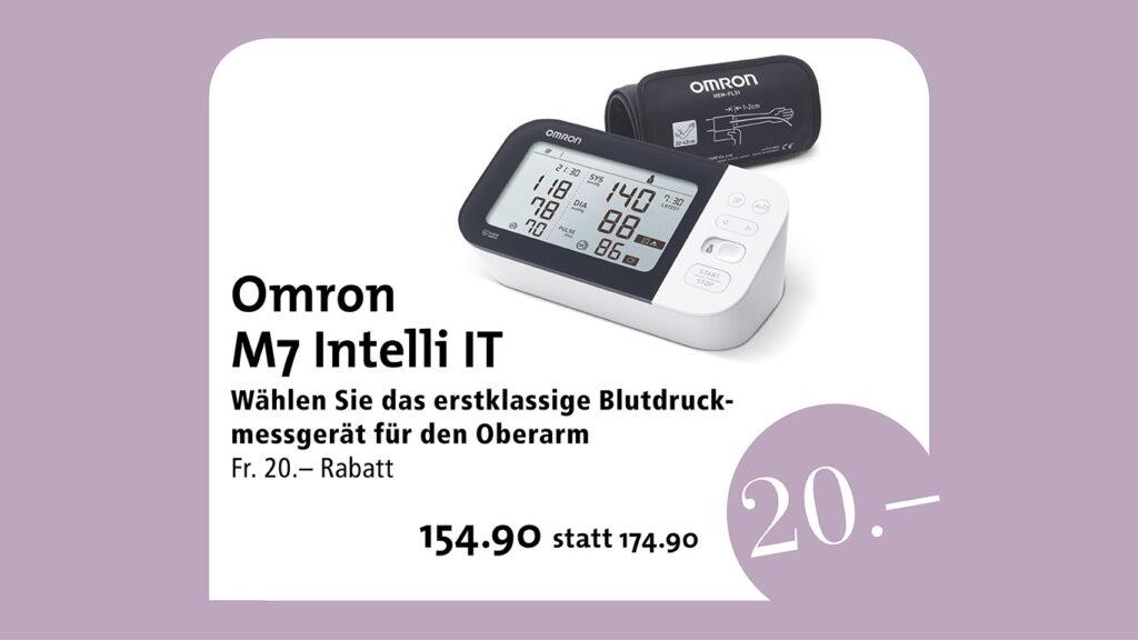 Lindenapotheke -Omron